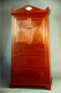 Image of Metronome cabinet.